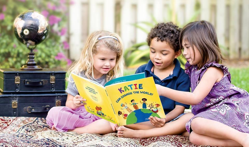 El hábito de la lectura en los niños